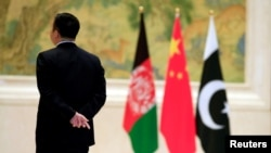 Trilateral talks on Afghan peace process today