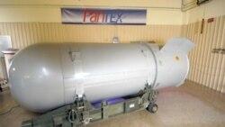 تحویل نخستین محموله بمب های سنگر شکن به نیروی هوائی آمريکا