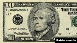 Hình ảnh mới sẽ thay thế Alexander Hamilton, Bộ trưởng Tài chính đầu tiên của Mỹ. Chân dung của ông Hamilton đã xuất hiện trên đồng 10 đôla kể từ cuối những năm 1920.