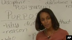 Teach for America popunjava manjak nastavnika