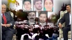 اعدام کردها به رغم درخواست شفاعت طالبانی از احمدی نژاد انجام گرفت