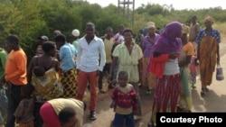 'Abarundi batahutse mu Burundi bavuye mw'ikambi ya Mahama