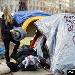 Da li će pokret Okupirajmo Wall Street dobiti na snazi?