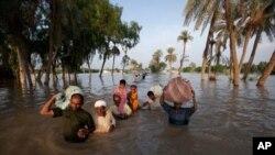 سیلاب سے دو کروڑ لوگ متاثر ہوئے
