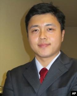 南加大学者刘台伟