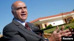 Bộ trưởng Du lịch Ai Cập Khaled Rami nói trong một cuộc phỏng vấn với Reuters tại Sharm el-Sheikh, khu tự trị phía nam đảo Sinai, Cairo, ngày 15/3/2015.