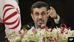 26일 유엔 총회에 참가한 마무드 아마디네자드 이란 대통령.