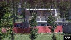 Kompleksi ku u vra udhëheqësi i al-Qaidës, Osama bin Laden