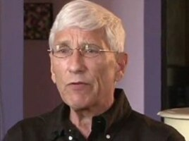 Film critic David Sterritt