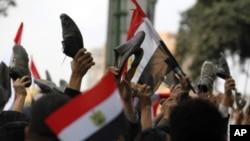 La rue égyptienne a gagné