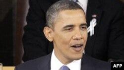 """Tổng thống Hoa Kỳ Barack Obama tuyên bố rằng ông và chính quyền của ông """"sát cánh với đồng minh Nam Triều Tiên"""""""
