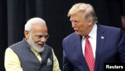 Trump and Modi