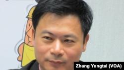 台湾国民党立委 吴育仁(资料照片)
