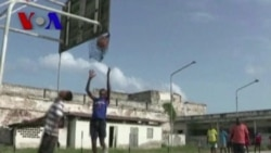 In Somalia, Basketball Bounces Back (VOA On Assignment July 19)