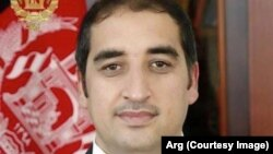 نظیف الله سالارزی، سخنگوی رئیس جمهور افغانستان
