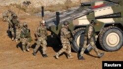 اکثر نظامیان آلمانی در شمال افغانستان مستقر اند