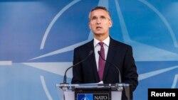 Sekjen NATO Jens Stoltenberg (foto: dok).