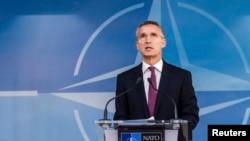 NATO-ს თავდაცვის მინისტრების შეხვედრა, ბელგია.