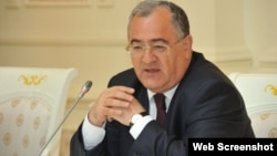 Ali Məhkəmənin sədri Ramiz Rzayev