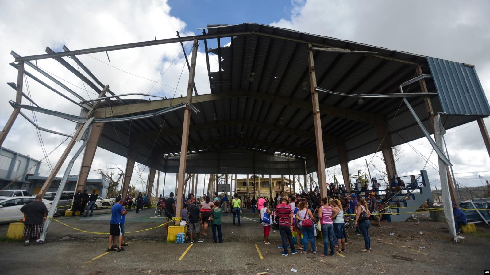 Report: Puerto Rico Schools Face Post-Storms Crisis