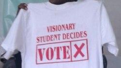 Udaba lokusungulwa komkhankaso wezifundi owe #StudentsVoteCampaign