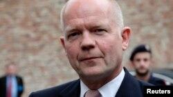 ၿဗိတိန္ ႏုိင္ငံျခားေရးဝန္ႀကီး William Hague