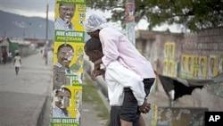 ہیٹی میں صدارتی انتخابات، 18 امیدوار میدان میں
