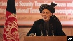 سر از امروز نیرو های افغان مسوولیت تام امنیتی کشور شان را عهده دار شدند