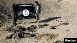 تا کنون ۲۵ هزار جنگجوی داعش کشته شده و نیروهای عراقی و کرد حدود ۴۰ درصد اراضی تحت کنترل داعش در عراق را تصرف کرده اند.