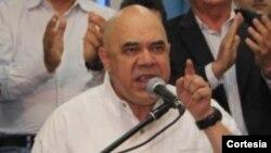 Jesús Torrealba, secretario dela Mesa de la Unidad