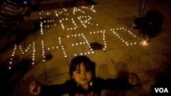 برای پرواز ام اچ ۳۷۰ دعا کنید. امدادگران از امید به یافتن هواپیمای مالزیایی هنوز دست نشسته اند.