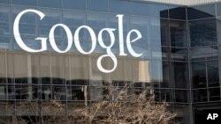 Kantor pusat Google di Mountain View, California (foto: ilustrasi).