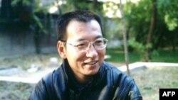 Ông Lưu Hiểu Ba đang thụ án tù 11 năm trong một nhà tù ở Trung Quốc
