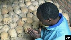 Un survivant du génocide de 1994 au Rwanda