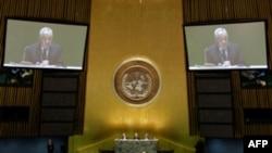 Birleşmiş Milletler Genel Kurulu'nda Zor Hafta