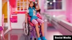 عروسکهای جدید باربی برای کمرنگ کردن شرم پیرامون معلولیت در جامعه طراحی شده اند