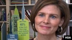 Deborah Winshel, President and COO, Robin Hood Foundation