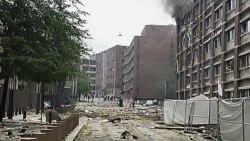 انفجار در مراکز دولتی نروژ