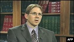 Džon Vertman, politički analitičar Američkog geografskog udruženja.