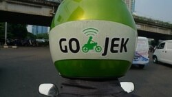 Go-Jek, a motorcycle taxi service in Jakarta, recently won a US State Department-supported competition for entrepreneurs