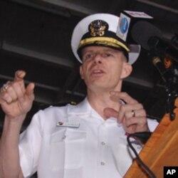 美国海军少将海利