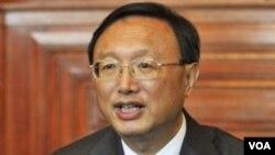 Menteri Luar Negeri Tiongkok, Yang Jiechi