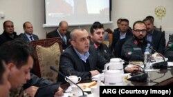 د کابل امنیتي ټېم مشري د جمهوري ریاست لومړی مرستیال امرالله صالح کوي