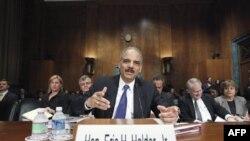 Bộ trưởng Tư Pháp Hoa Kỳ Eric Holder xác minh trước ủy ban Tư Pháp Thượng Viện, 4/5/2011