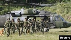 Colombia declaró que entre otras cosas busca compartir sus experiencias en la lucha antinarcóticos y contra terroristas.