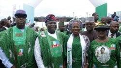 Le Nigeria toujours dans l'attente des résultats