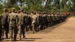 16 Marines américains arrêtés pour trafic de migrants