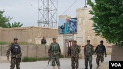 Balkh Army headquarters