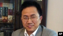 基督教教会法律维权人士范亚峰