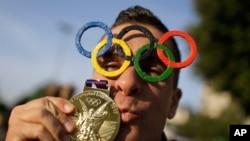 ၂၀၁၆ Rio အိုလံပစ္ ပြဲေတာ္ဖြင့္ပြဲအခမ္းအနား (သတင္းဓာတ္ပံုမ်ား)